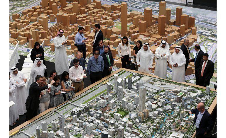 Firma de emir de Dubái presenta enorme proyecto inmobiliario