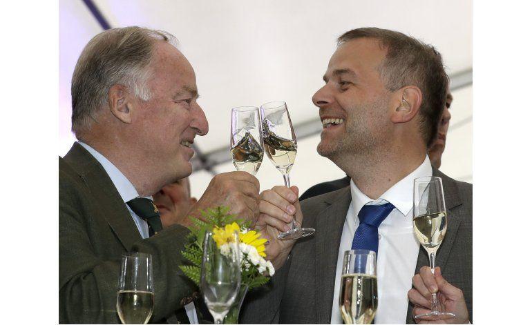 Nacionalistas superan a fuerza de Merkel en elección estatal