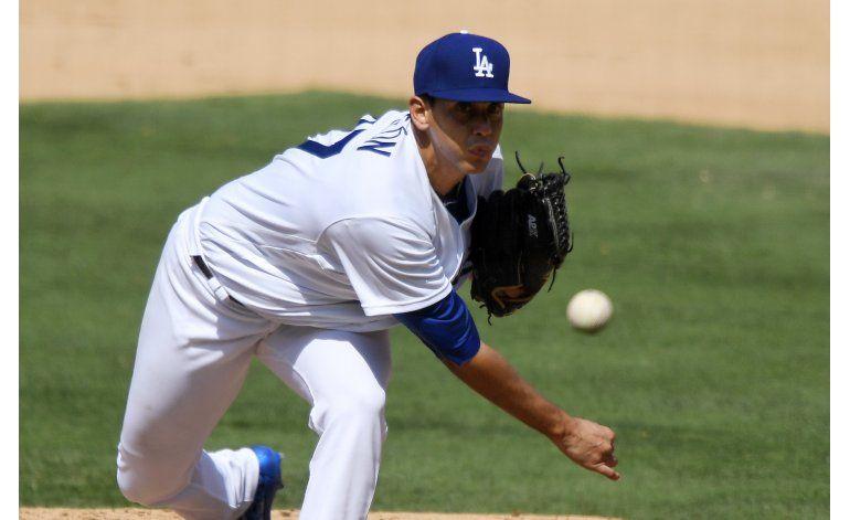 De León debuta con 9 ponches; Dodgers vencen a Padres