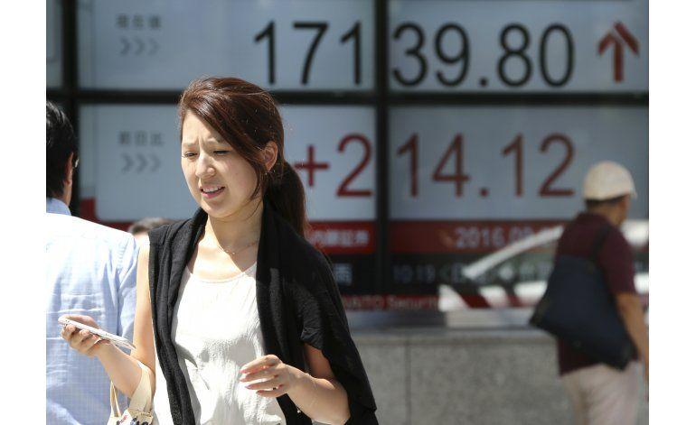 La Bolsa de Londres cae, pero otros mercados europeos suben
