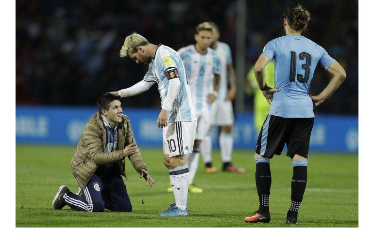 Mundial: El líder Argentina se mide ante la colera Venezuela