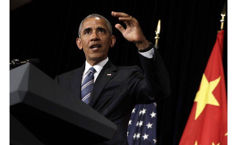 Obama presiona por el TPP aunque le quedan pocos meses