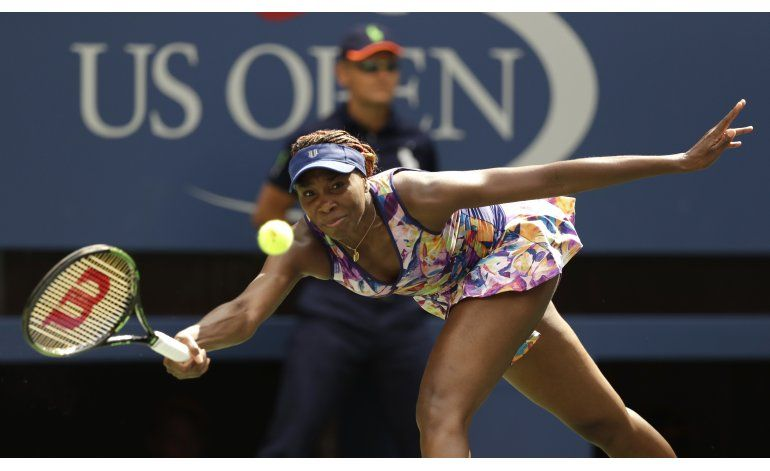 No habrá un duelo Williams-Williams en el US Open