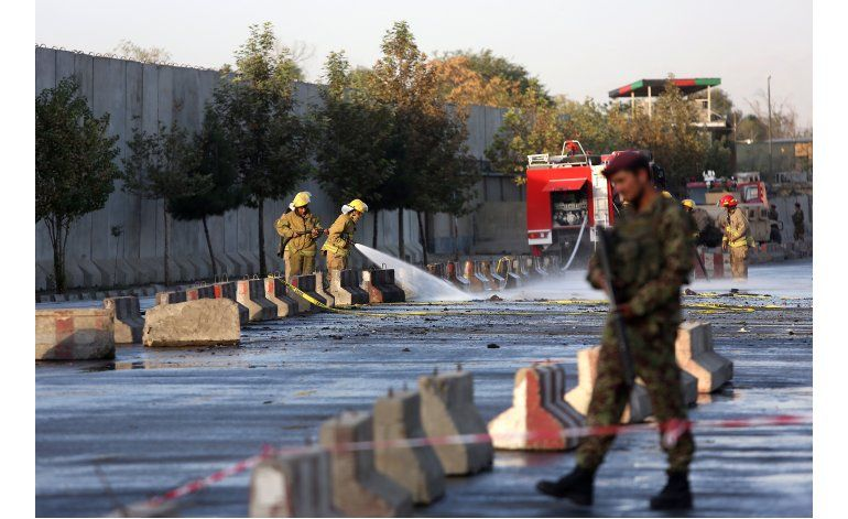 Atacan el edificio de un grupo benéfico en Kabul