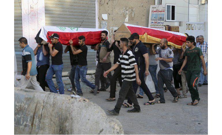 Atentado del Estado Islámico deja 12 muertos en Bagdad