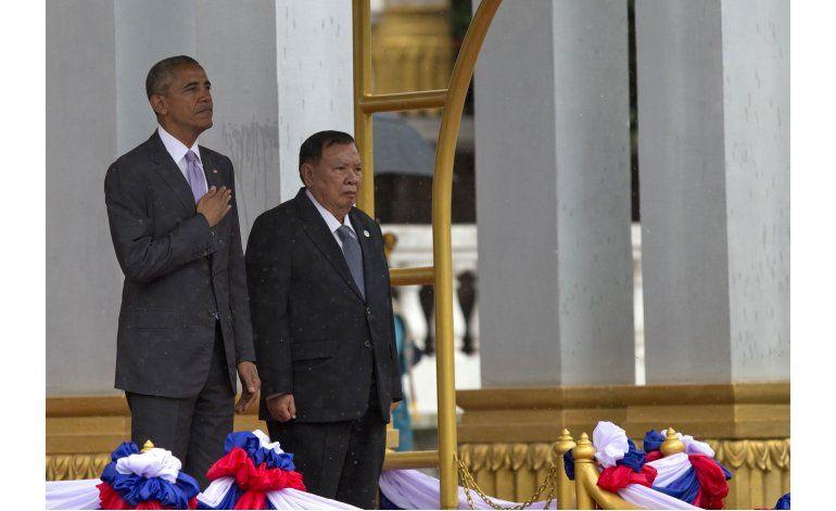 Obama condena el lanzamiento de misiles en Corea del Norte