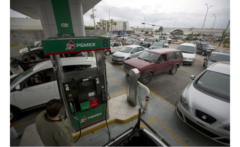 LO ULTIMO: Huracán Newton toca tierra en México