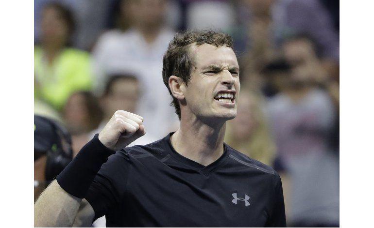 Murray encabeza equipo británico contra Argentina en Davis