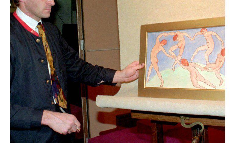 Destapan trama para robar obras de arte en casa de subastas