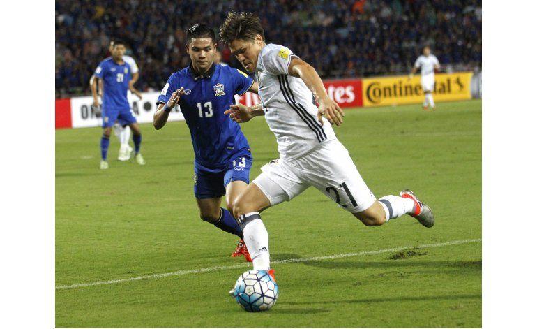 Australia y Japón ganan en eliminatorias asiáticas