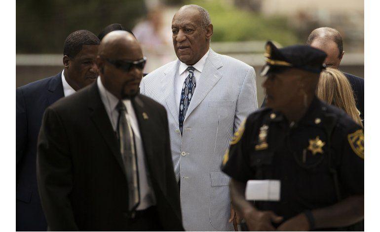 Bill Cosby regresa a la corte en su caso de abuso sexual