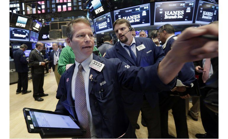 Wall Street: Ligera ganancia al ascender títulos de energía