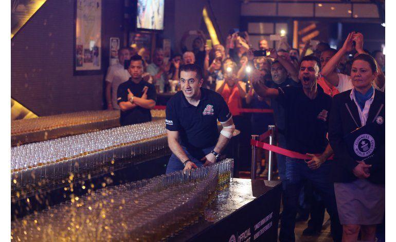 Dubái busca la gloria en récords poco comunes