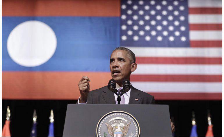 EEUU ayudará a Laos a retirar millones de bombas
