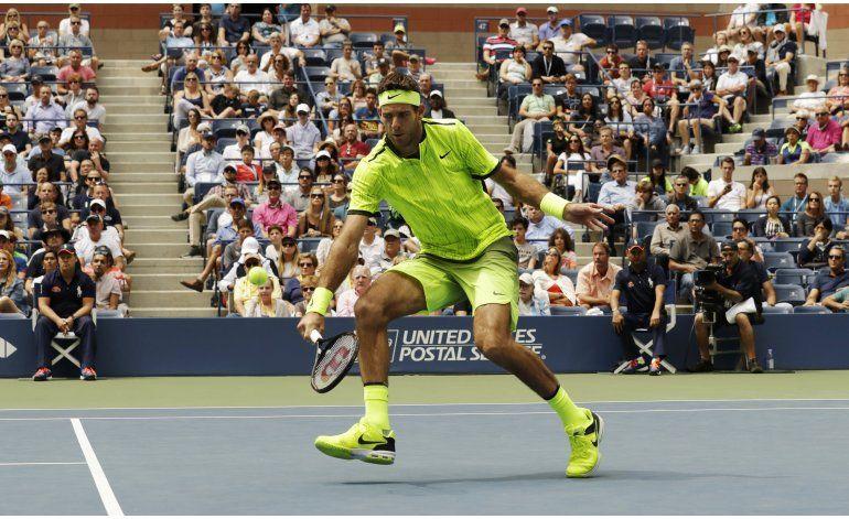 US Open: ¿Cómo se defiende Del Potro sin su mejor revés?