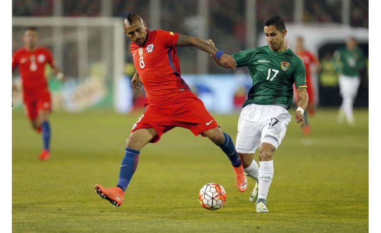 Mundial: Chile y Bolivia empatan 0-0