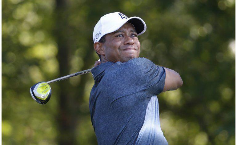 Woods espera volver a jugar el próximo mes