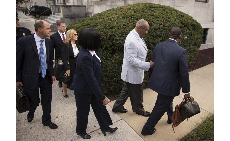 Fiscales esperan mostrar patrón de abuso sexual de Cosby