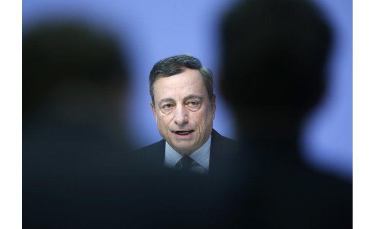 El BCE mantiene en cero su principal tasa de interés