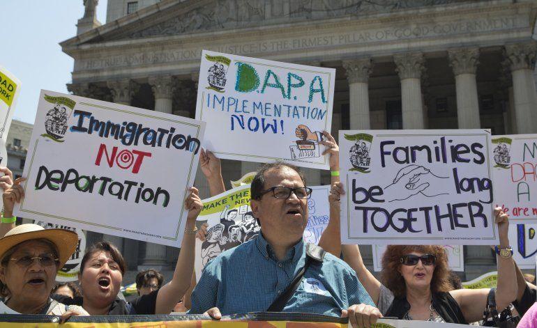 Inmigración, tema clave en elecciones de EEUU