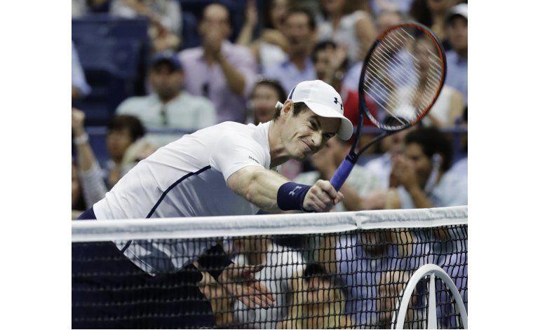 Del Potro se despidió del US Open con lágrimas