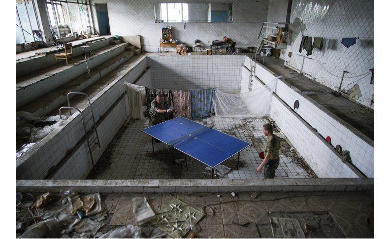 Dos años después de cese al fuego, Ucrania sigue en guerra