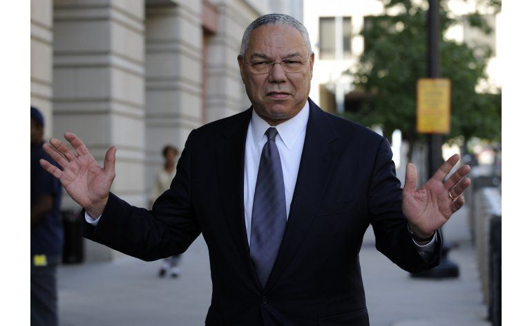 Powell defiende su posición sobre uso del correo electrónico