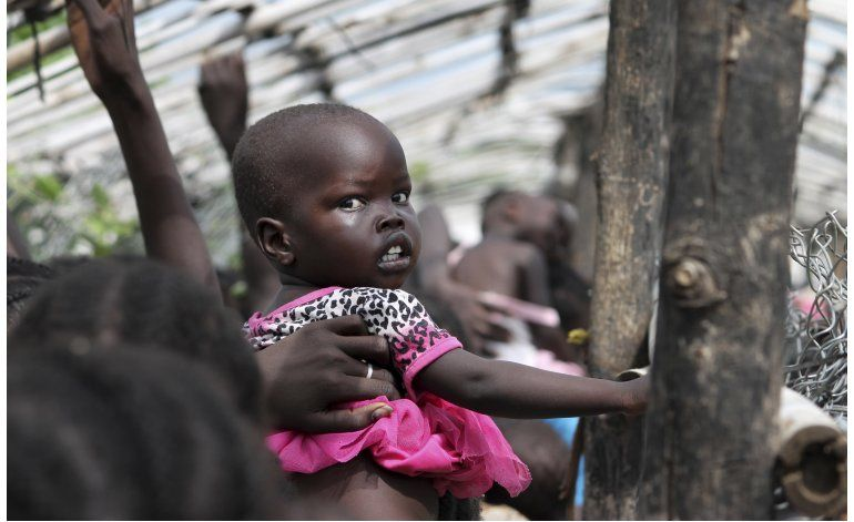 Sudán del Sur sufre una hambruna sin precedentes, dice ONU