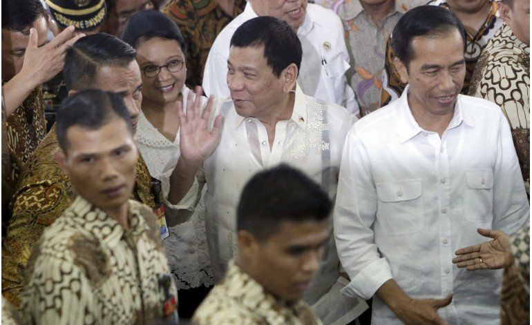 Presidente filipino explicó a Obama que nunca lo insultó