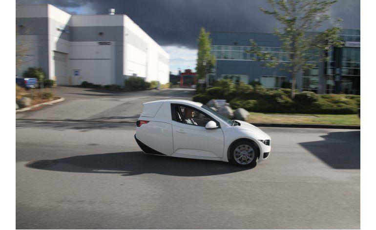 Venderán triciclo eléctrico este año en EEUU y Canadá