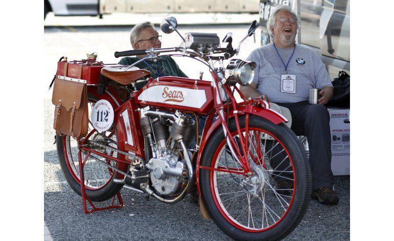 Motociclistas cruzarán EEUU en motos centenarias