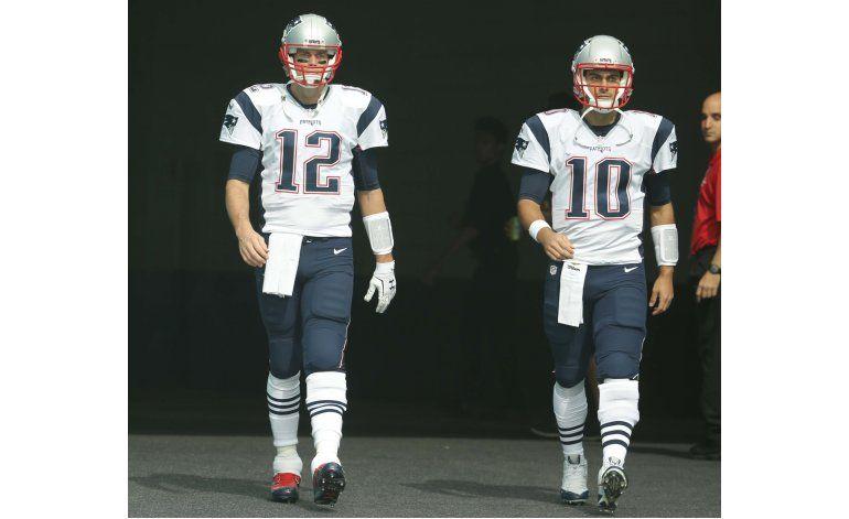 Sin Brady, los Patriots visitan a unos peligrosos Cardinals