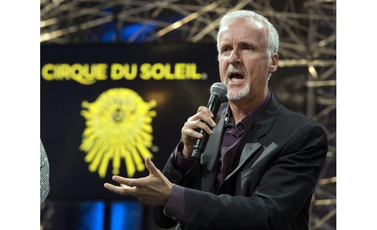 James Cameron entre Avatar y el Cirque du Soleil
