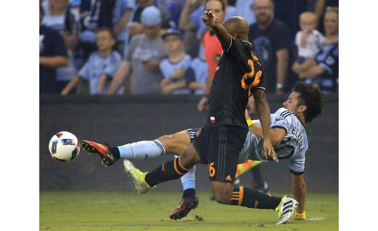 Con gol en los descuentos, Dynamo iguala ante Sporting