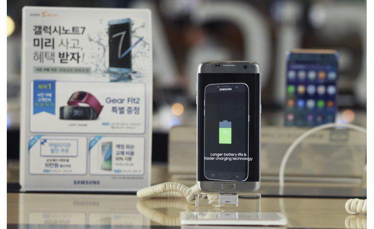 Samsung pide a clientes que dejen de usar el Galaxy Note 7
