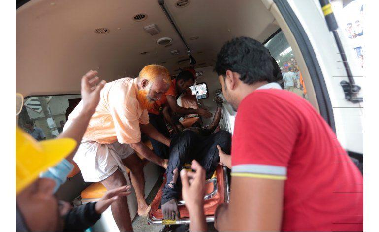 Explosión e incendio en fábrica de Bangladesh: 23 muertos