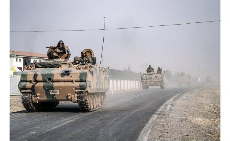 Cazas turcos matan a 20 combatientes del Estado Islámico