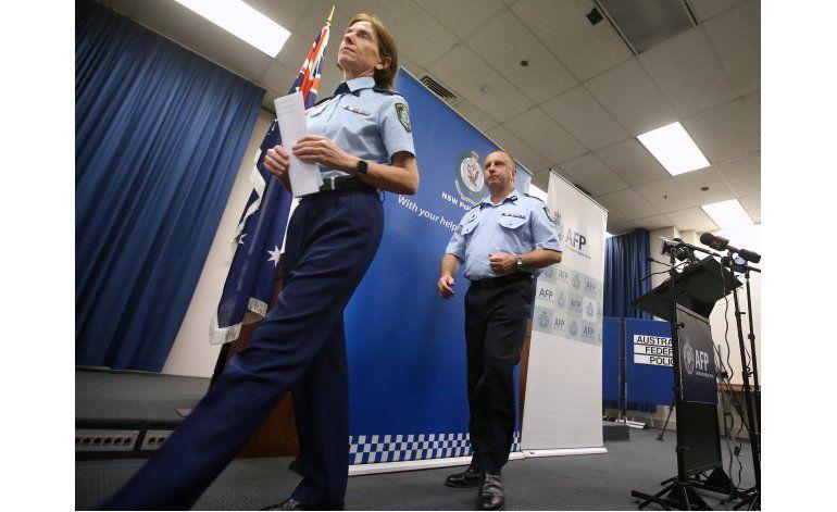 Hombre acusado de terrorismo tras apuñalamiento en Sydney