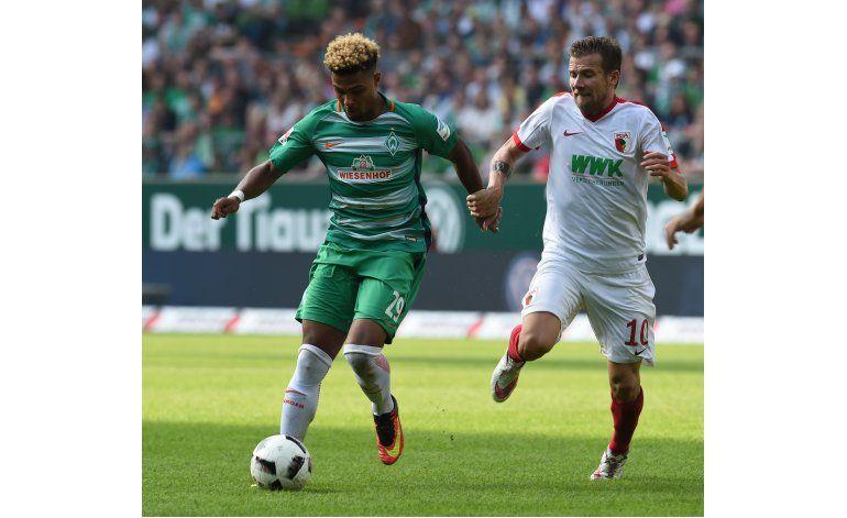 Bremen sufre 3ra derrota en fila; su técnico en la mira