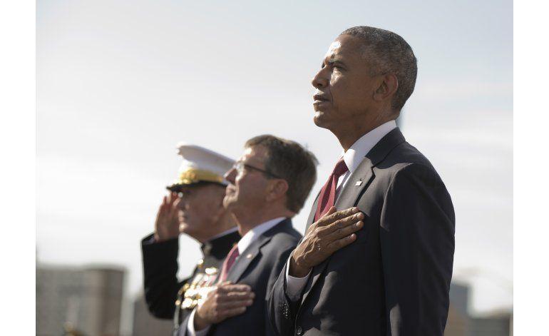 Obama pide a estadounidenses acoger la diversidad