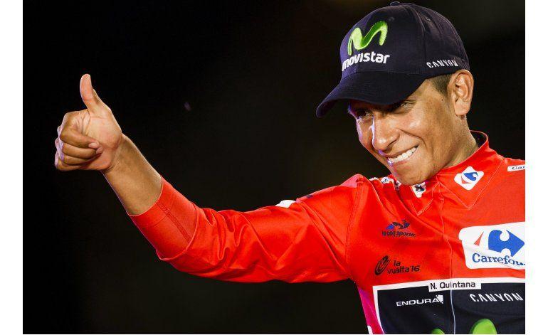 Nairo Quintana se consagra campeón de la Vuelta a España