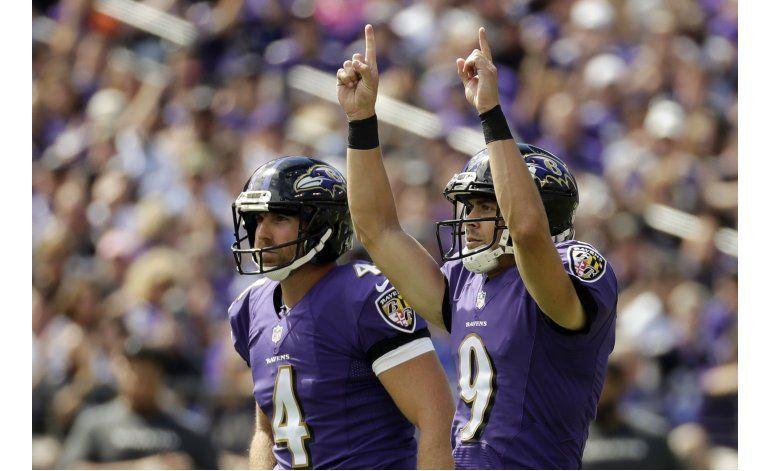 La defensa de los Ravens amansa a los Bills
