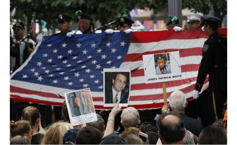 Campañas políticas opacan aniversario del 11 de septiembre