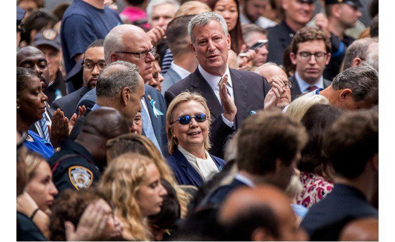 LO ULTIMO: Clinton cancela planes de viajar a la costa oeste