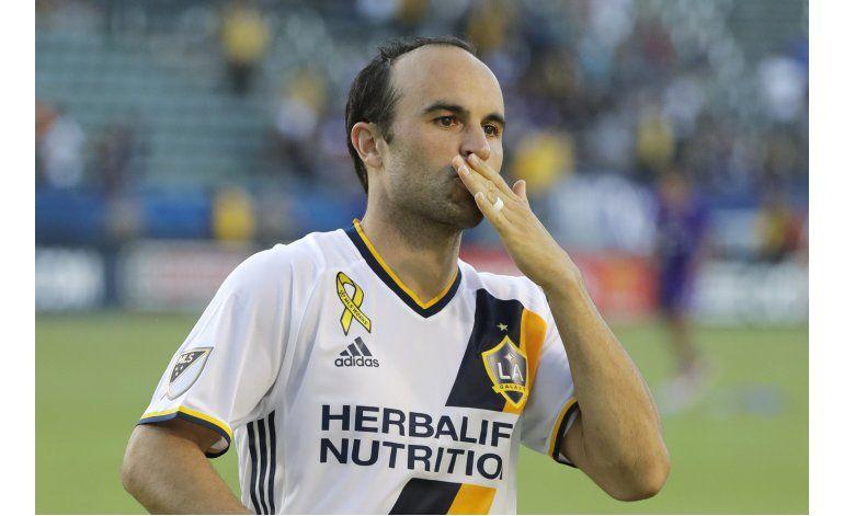 Vuelve Donovan, y Galaxy golea a Orlando