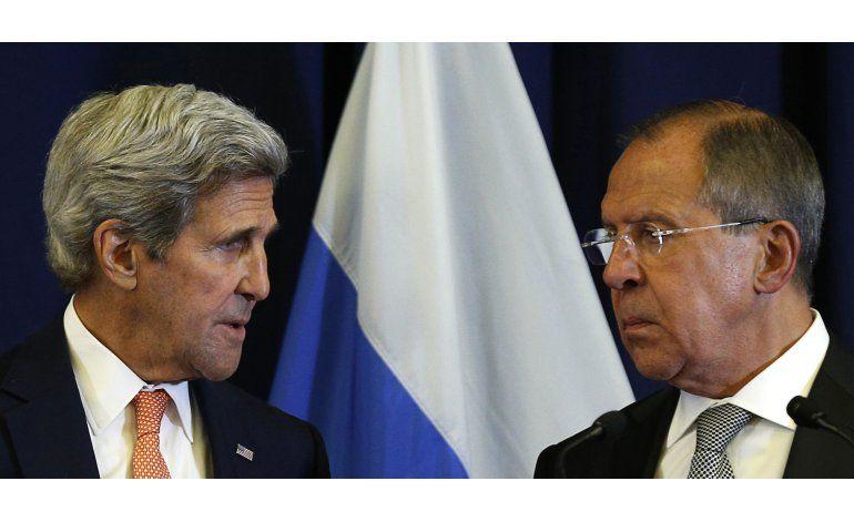 Rebeldes sirios desconfían de pacto EEUU-Rusia
