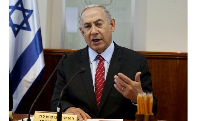 Líder palestino acusa a Israel de limpieza étnica