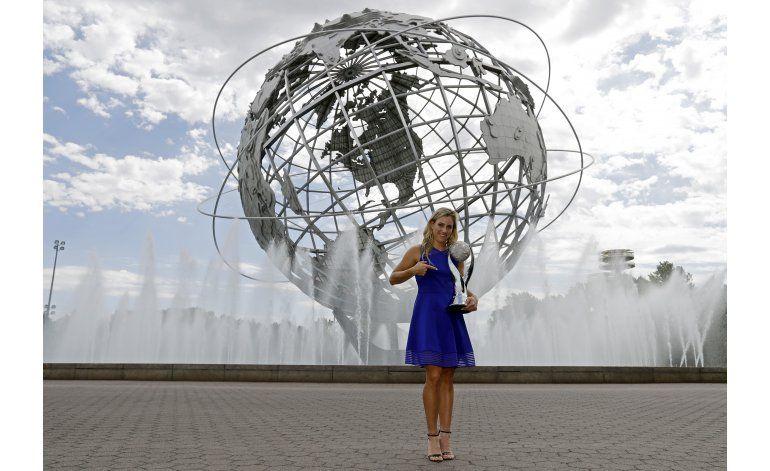 Kerber se estrena como número uno del ranking femenino