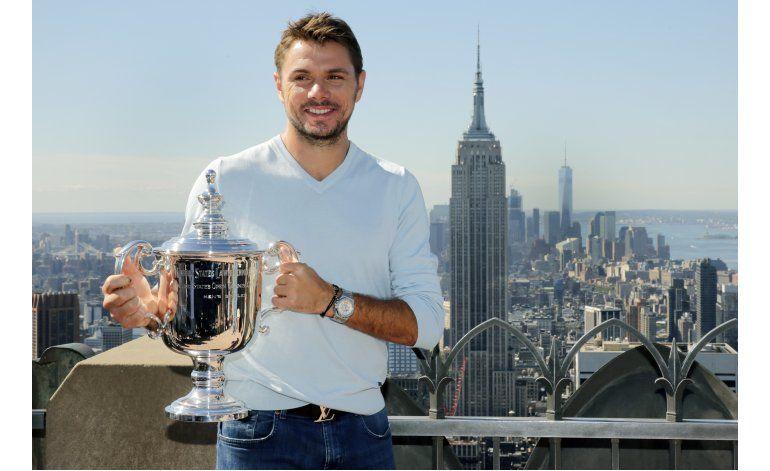 Wimbledon, la próxima barrera para Stan Wawrinka