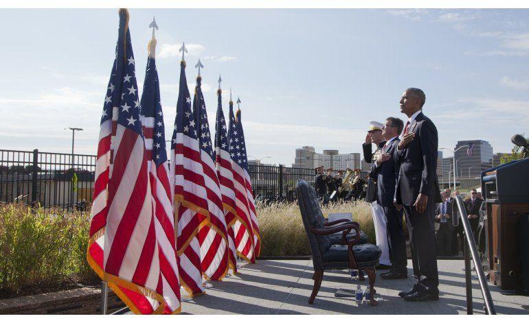 Casa Blanca: Obama vetará ley del 11 de septiembre